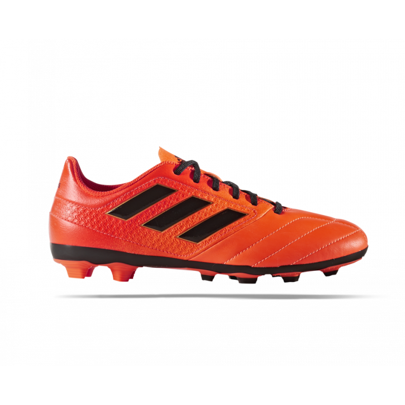 sports shoes 9ace2 96a2a adidas ACE 17.4 FxG Kinder (S77096) - Orange