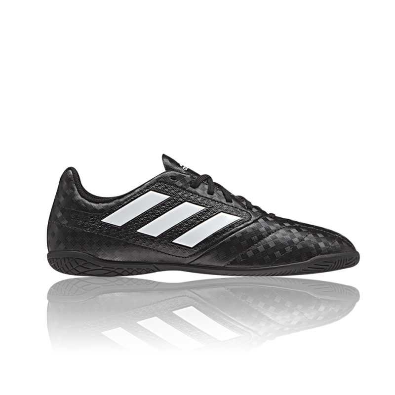 adidas ACE 17.4 IN Kinder (BB5585) - Schwarz