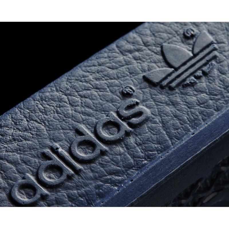 the latest 2c664 6ccbc ... adidas Originals Adilette Badelatschen (288022) - Blau ...