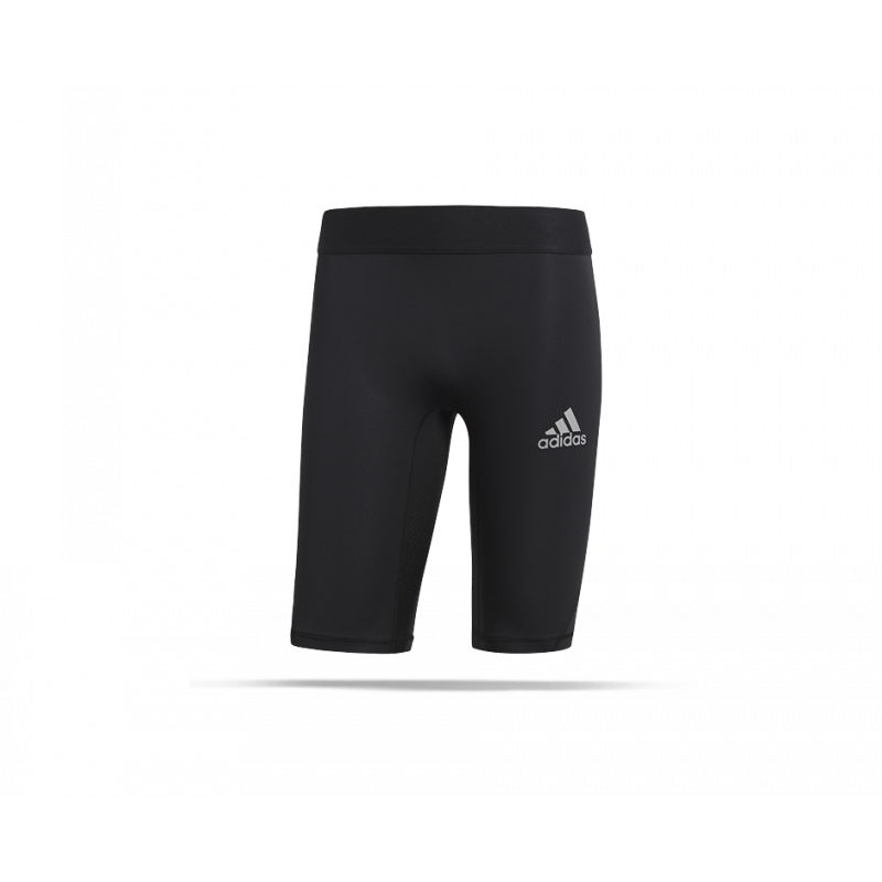adidas Alphaskin Short Tight (CW9456) - Schwarz