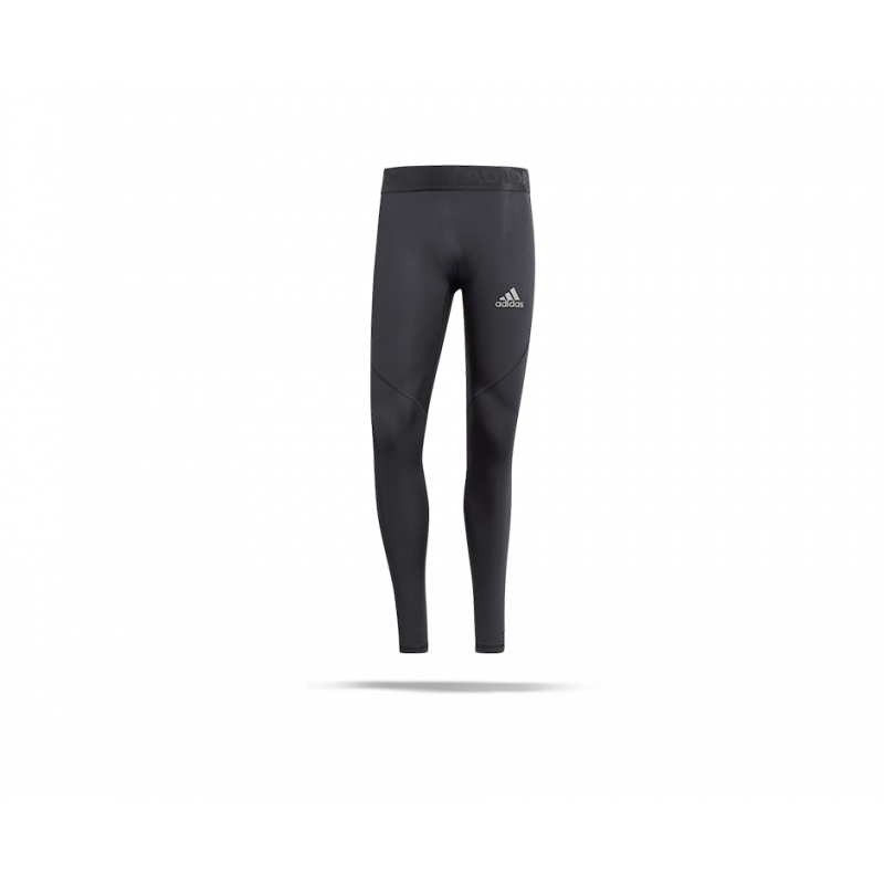 adidas Alphaskin Tight Hose lang (CW9427) - Schwarz