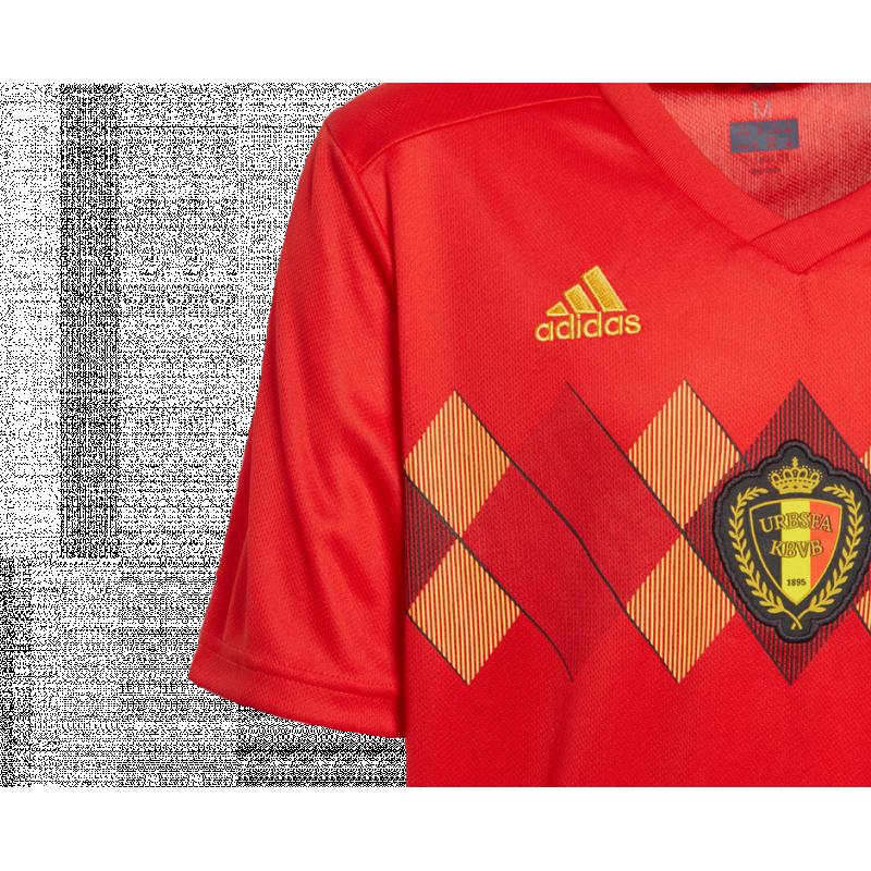 adidas Belgien Trikot Home Kinder WM 2018 (BQ4521)