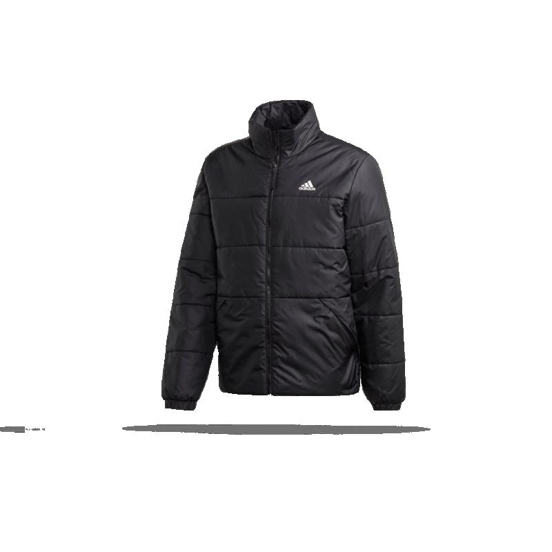 adidas BSC 3 Stripes Jacke (DZ1396) - Schwarz
