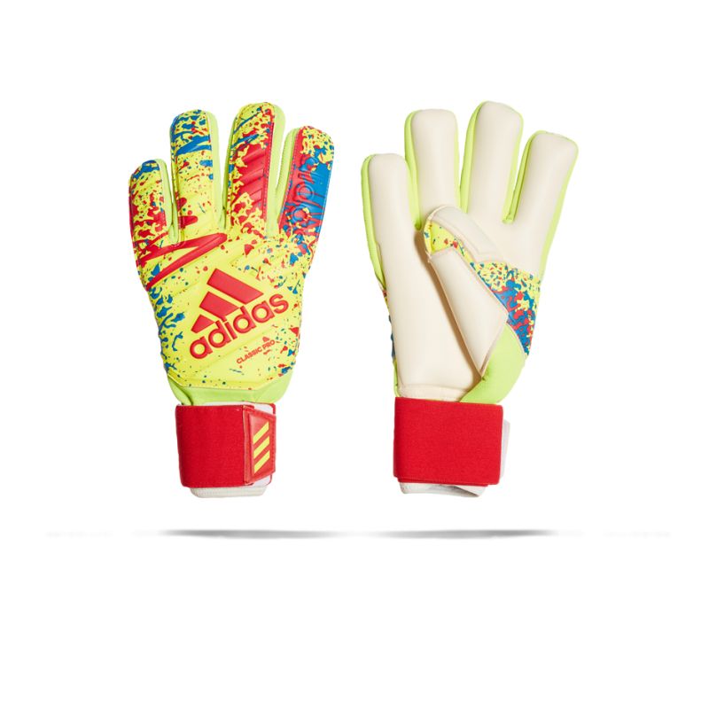 adidas Classic Pro TW-Handschuh (DT8745) - Gelb