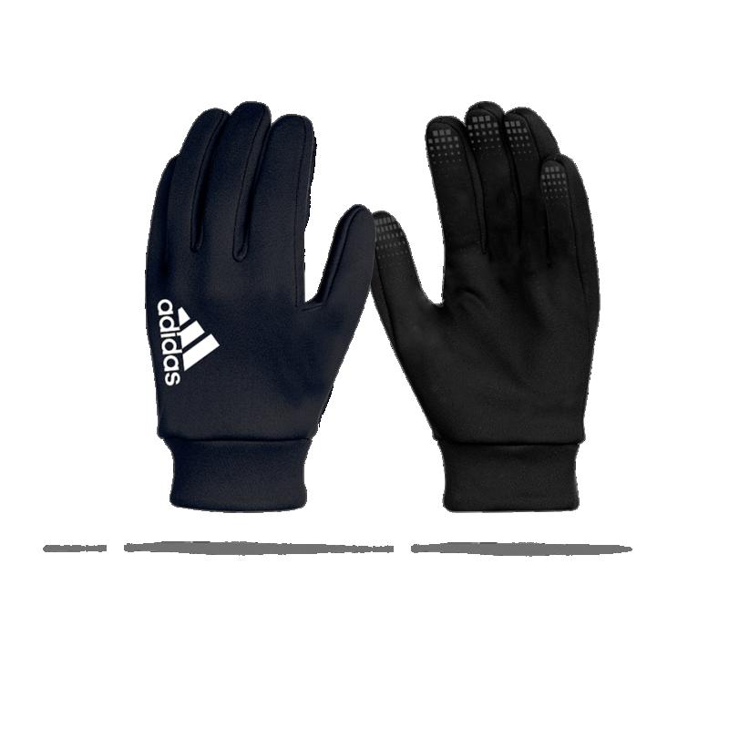 adidas Clima Proof Feldspielerhandschuhe (CW5640) - Schwarz