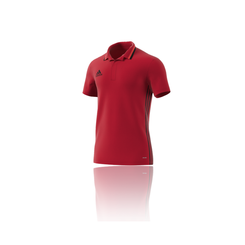 Sport Fußballbekleidung adidas Condivo 16 CL Poloshirt Rot