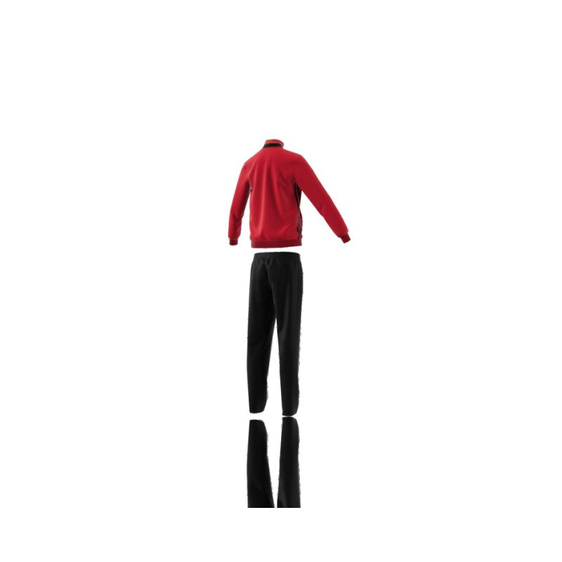 adidas condivo 16 trainingsanzug kinder an9835 in rot. Black Bedroom Furniture Sets. Home Design Ideas