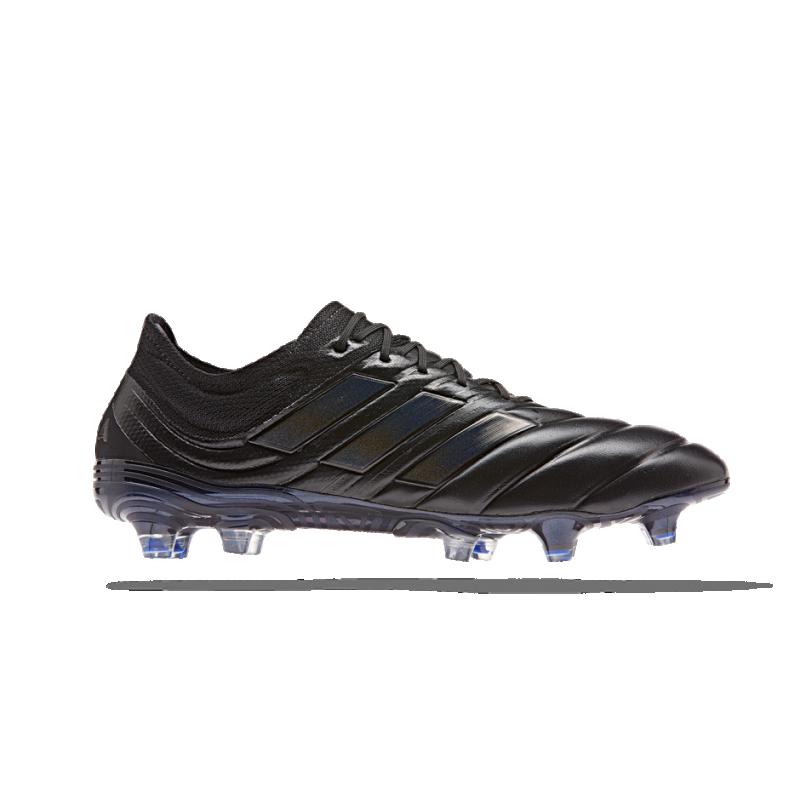 adidas COPA 19.1 FG (BC0564) - Schwarz