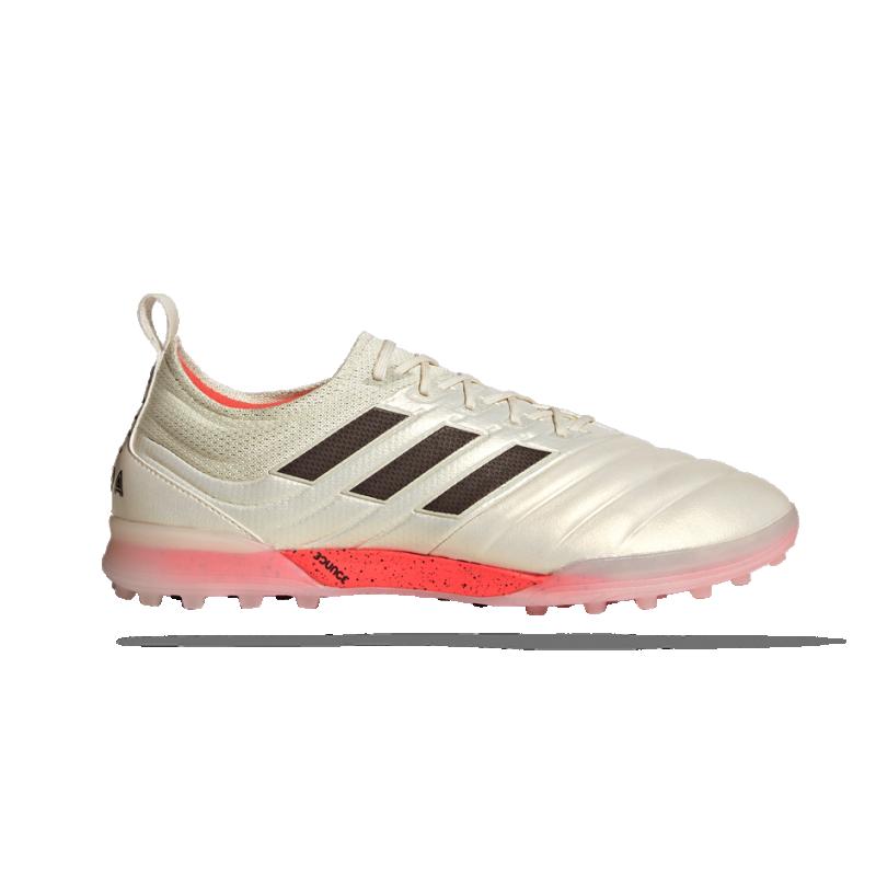 adidas COPA 19.1 TF (BC0563) - Weiß