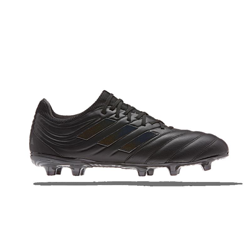 adidas COPA 19.3 FG (BC0553) - Schwarz
