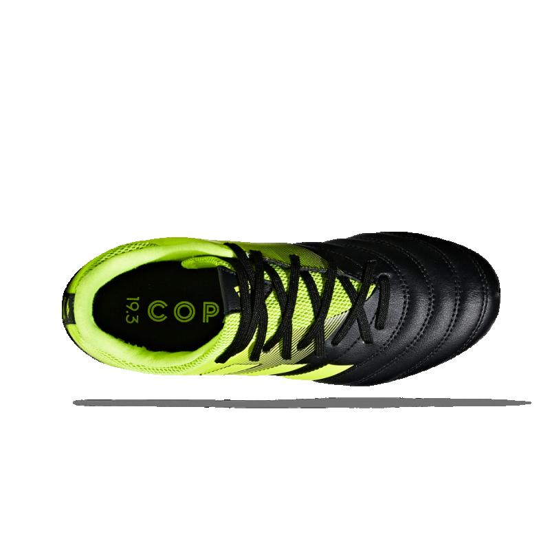 huge selection of 0d26d 78aef ... adidas COPA 19.3 FG Kinder (D98080) - Schwarz ...