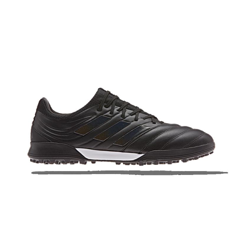 adidas COPA 19.3 TF (D98063) - Schwarz