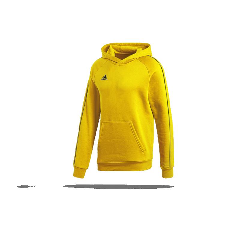 adidas Core 18 Hoodie Kapuzensweatshirt Kinder (FS1892)