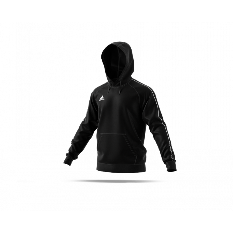 ... adidas Core 18 Hoody Kapuzensweatshirt (CE9068) - Schwarz ... 7341096d44