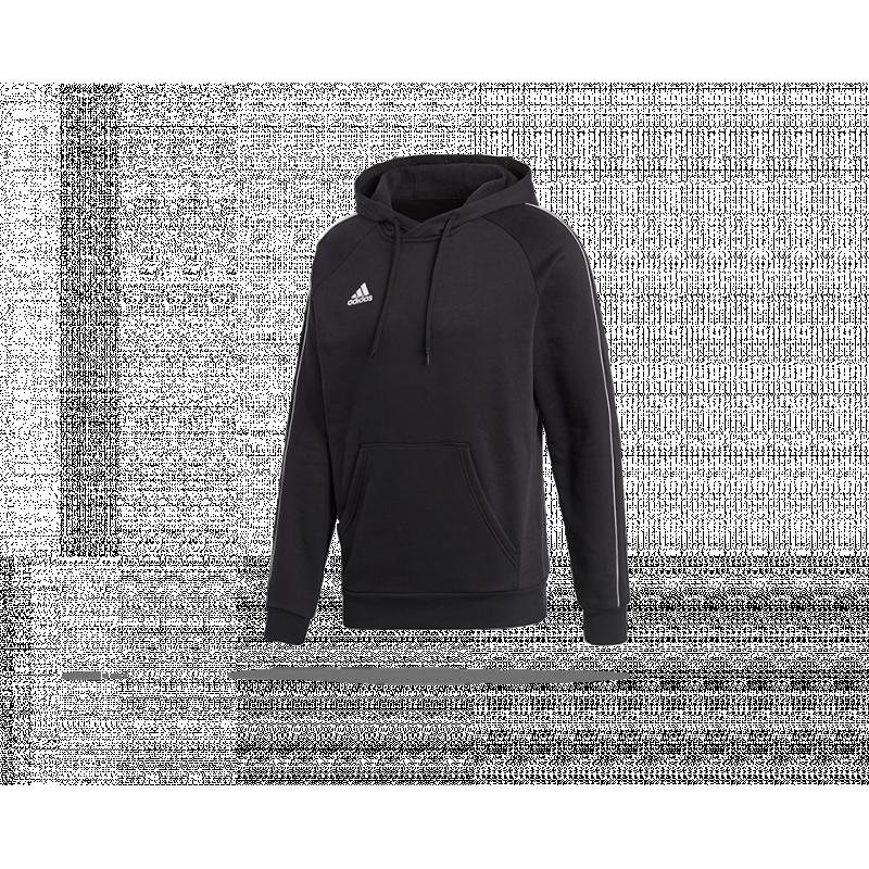 adidas Core 18 Hoody Kapuzensweatshirt (CE9068) - Schwarz