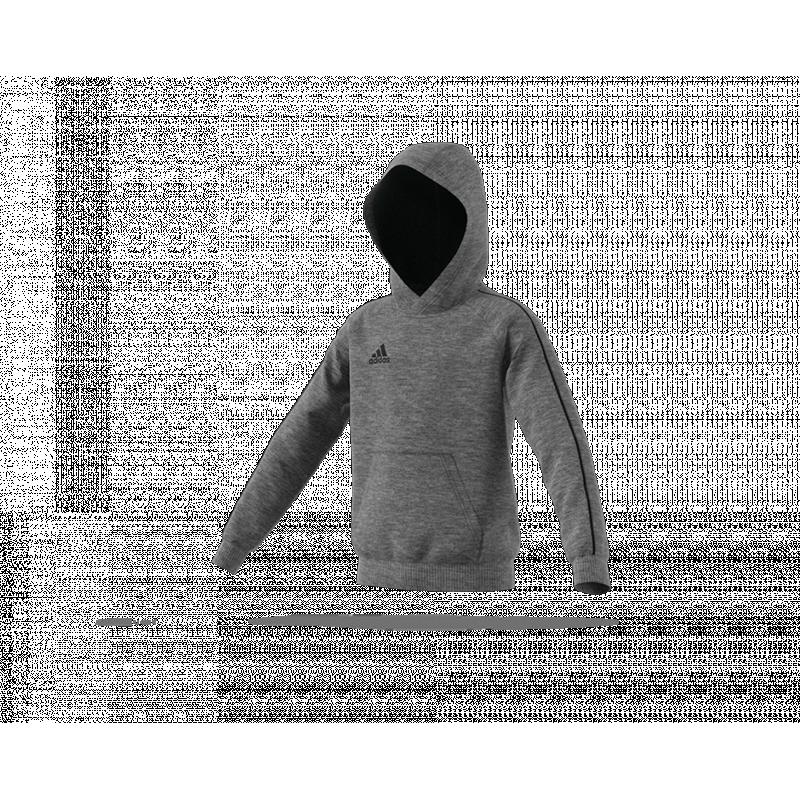 adidas Core 18 Hoody Kapuzensweatshirt Kinder (CV3429)