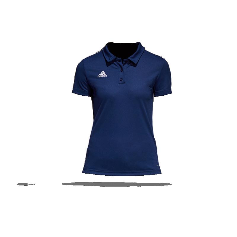 adidas Core 18 Poloshirt Damen (CV3678)