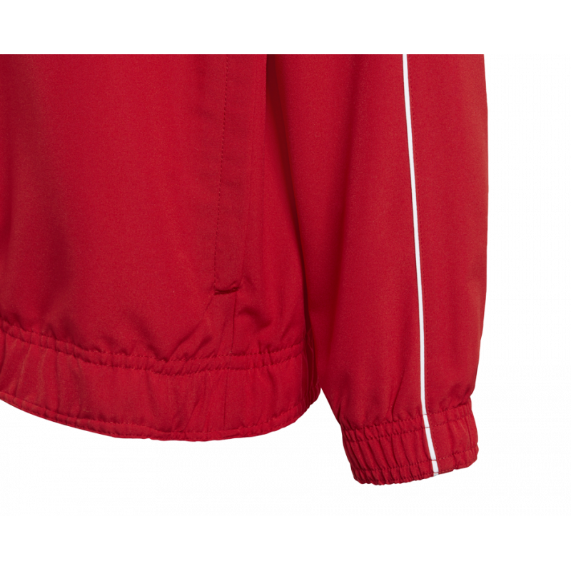 adidas core 18 pr u00e4sentationsjacke  cv3686  in rot