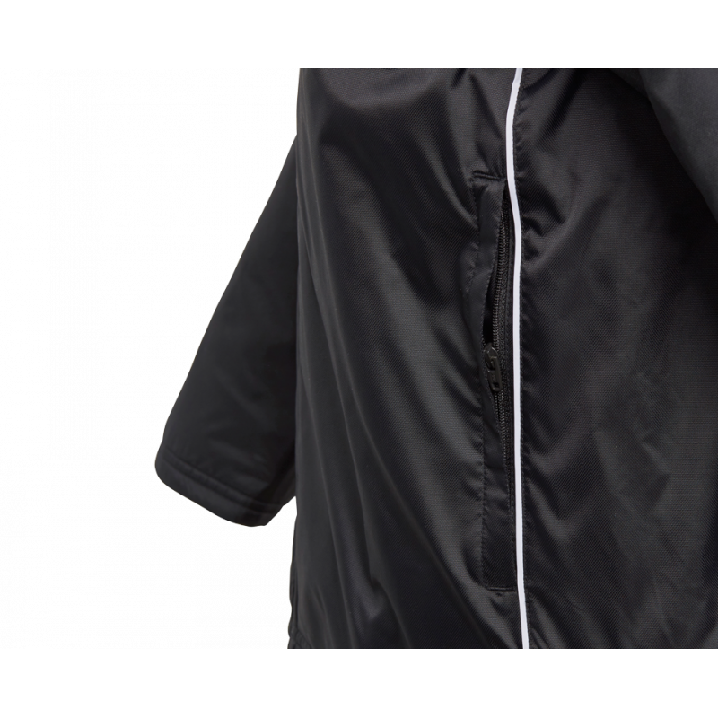 1091cf905eefb4 adidas Core 18 Stadium Jacket Jacke Schwarz Weiss