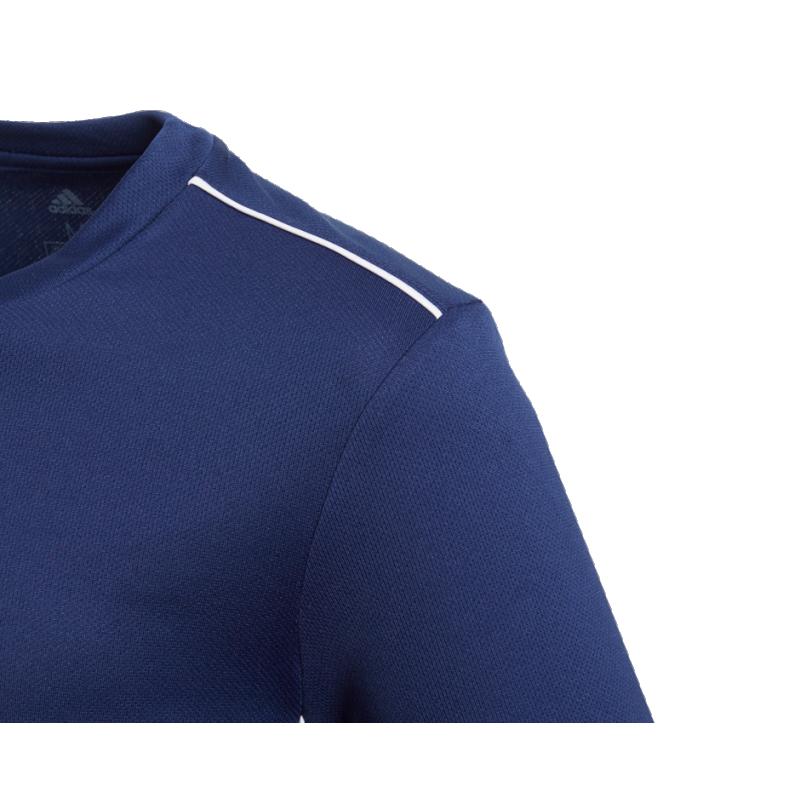 a3ca8161b28 ... adidas Core 18 Trainingsshirt Kinder (CV3494) - Blau ...