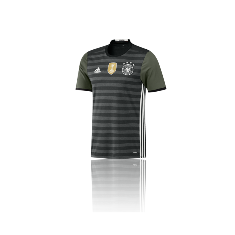 ADIDAS Deutschland DFB Authentic Trikot Away EM2016 (AA0149) -