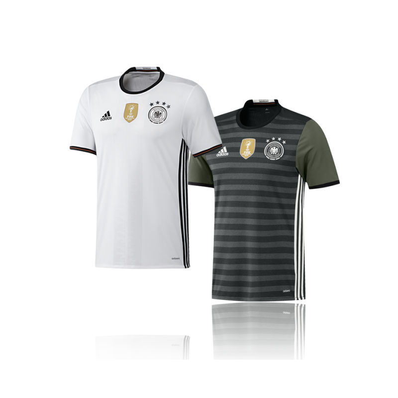 adidas deutschland dfb collectors trikot em 2016 gr m. Black Bedroom Furniture Sets. Home Design Ideas