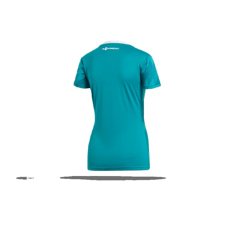 adidas Deutschland Trikot Away Damen WM 2018 (BR3149)
