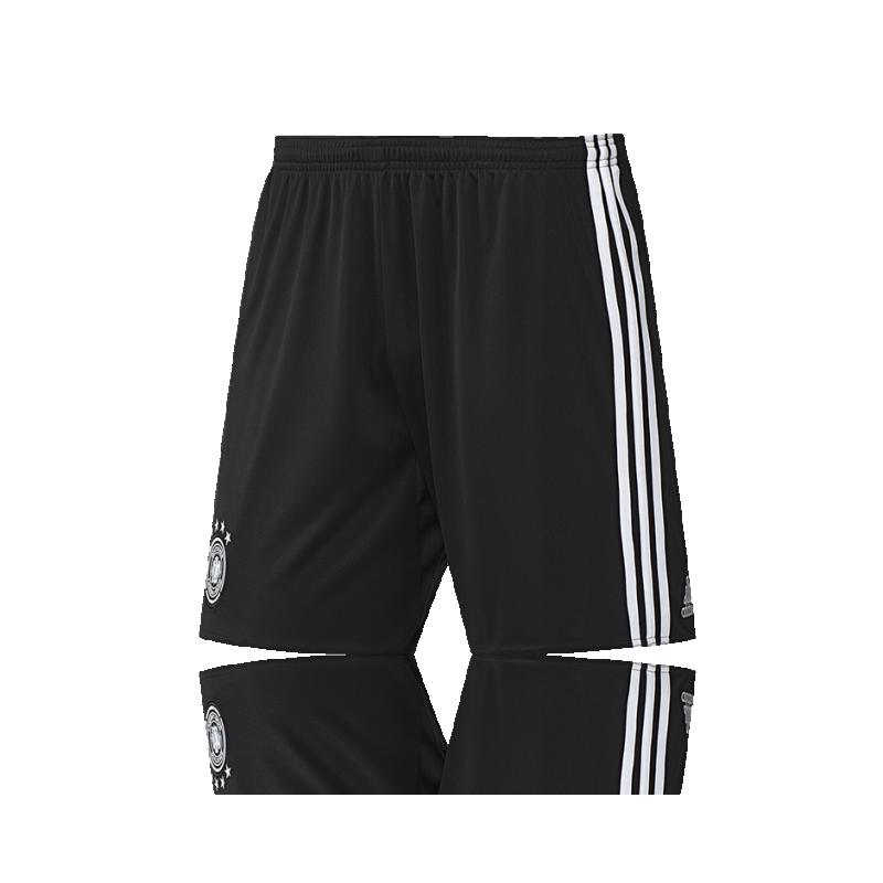 adidas DFB Deutschland Short Home EM 2016 (AA0143) - Schwarz