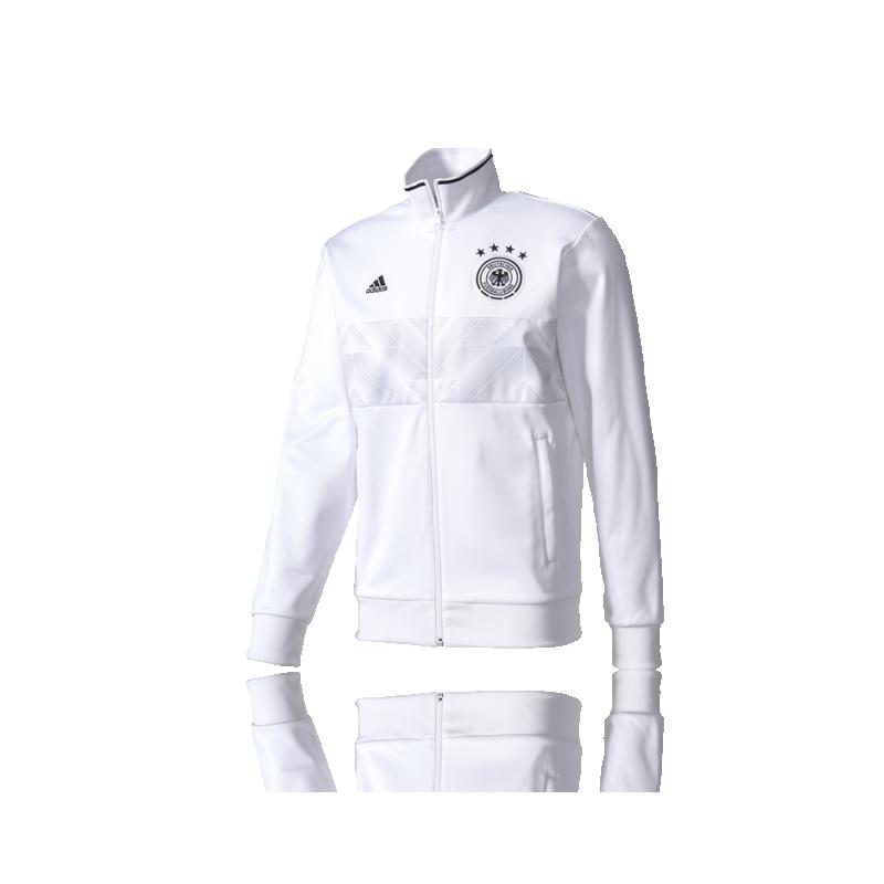 adidas DFB Deutschland Track Top Jacke (AZ3761) - Weiß