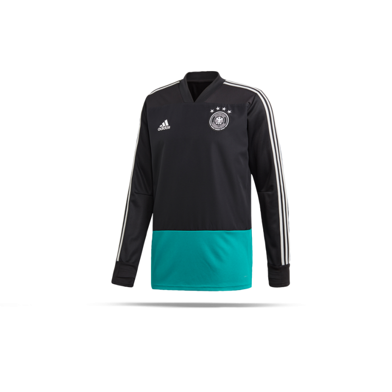 adidas DFB Deutschland Training Top (CE6621) - Schwarz