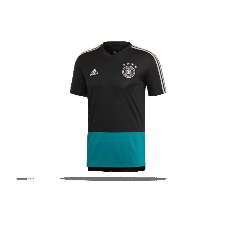 adidas DFB Deutschland Trainingsshirt (CE4939) - Schwarz
