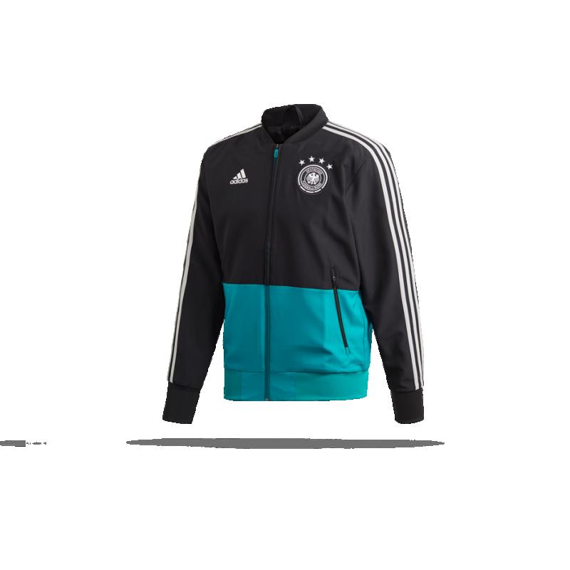 adidas DFB Präsentationsjacke (CE4948) - Schwarz