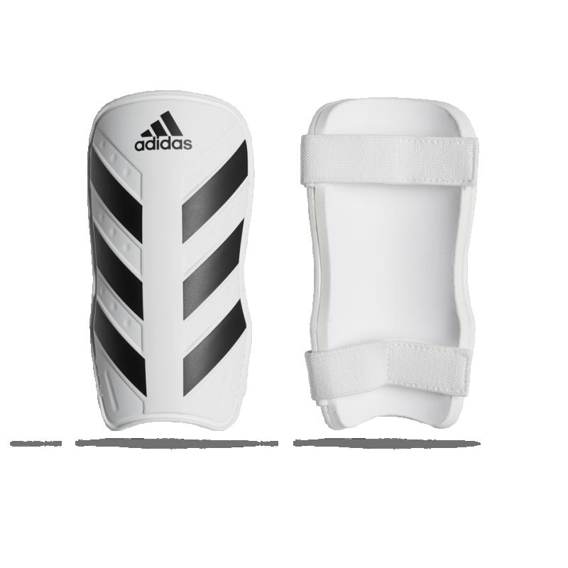 adidas Everlite Schienbeinschoner (CW5560) - Weiß