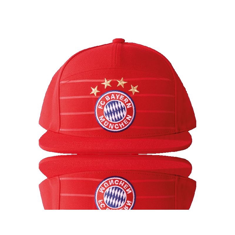 adidas FC Bayern München Anthem Cap Home (S95111) - Rot