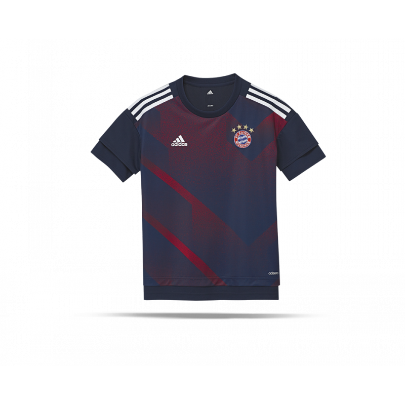 adidas fc bayern m nchen aufw rm trikot kinder bs2589 in b. Black Bedroom Furniture Sets. Home Design Ideas