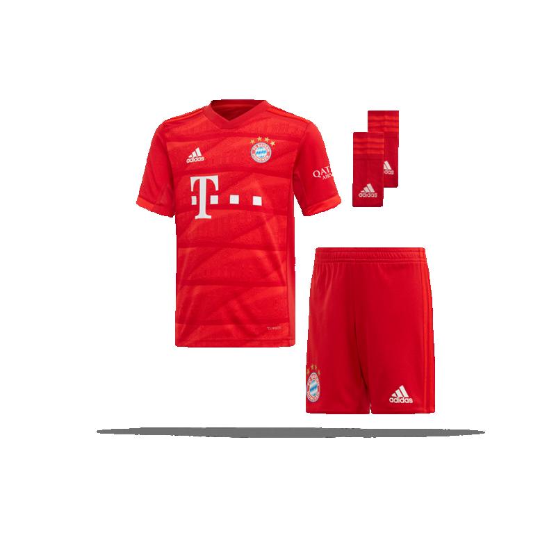 adidas FC Bayern München Minikit Home 1920 (DX9257)