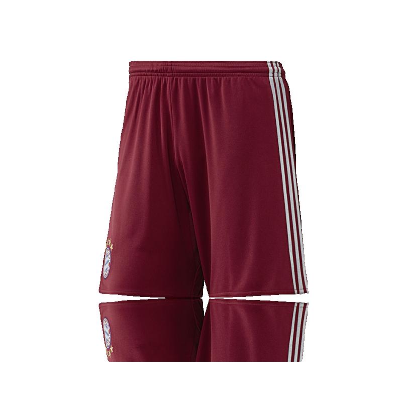 adidas FC Bayern München Short UCL 16/17 (AI0067) - Rot