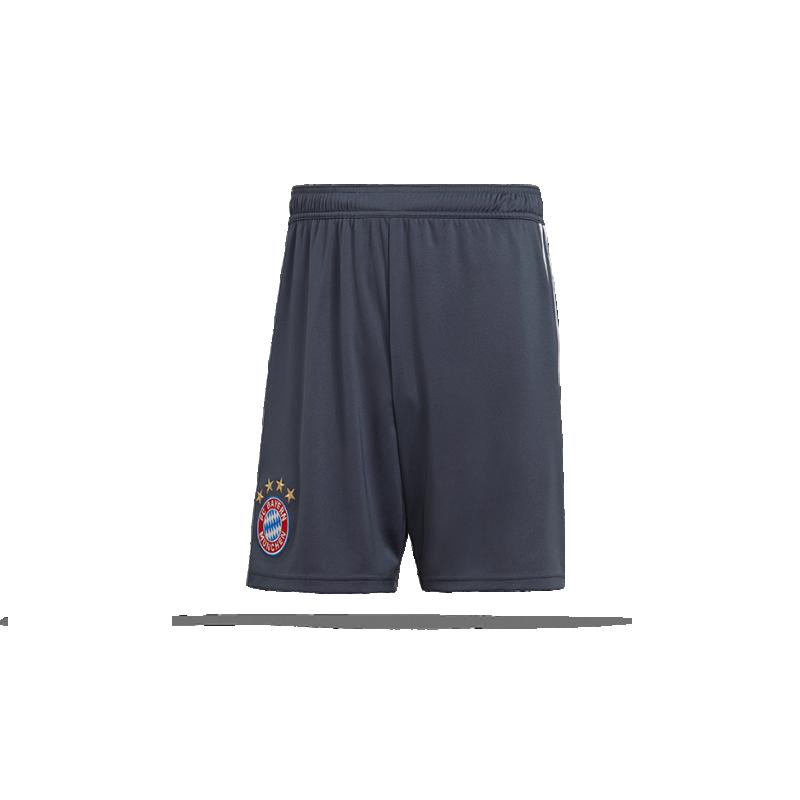 adidas FC Bayern München Short UCL 18/19 (CF5404) - Blau