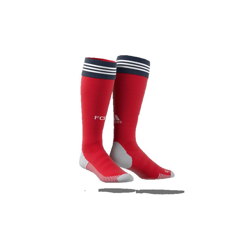 adidas FC Bayern München Stutzen Home 18/19 (CF5454) - Rot