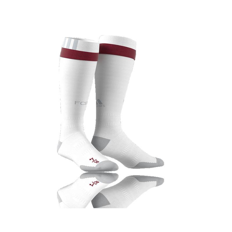 adidas FC Bayern München Stutzen UCL 16/17 (AI0071) - Weiß