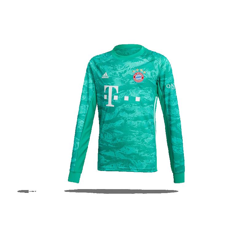 adidas Kinder Torwarttrikot FC Bayern München:
