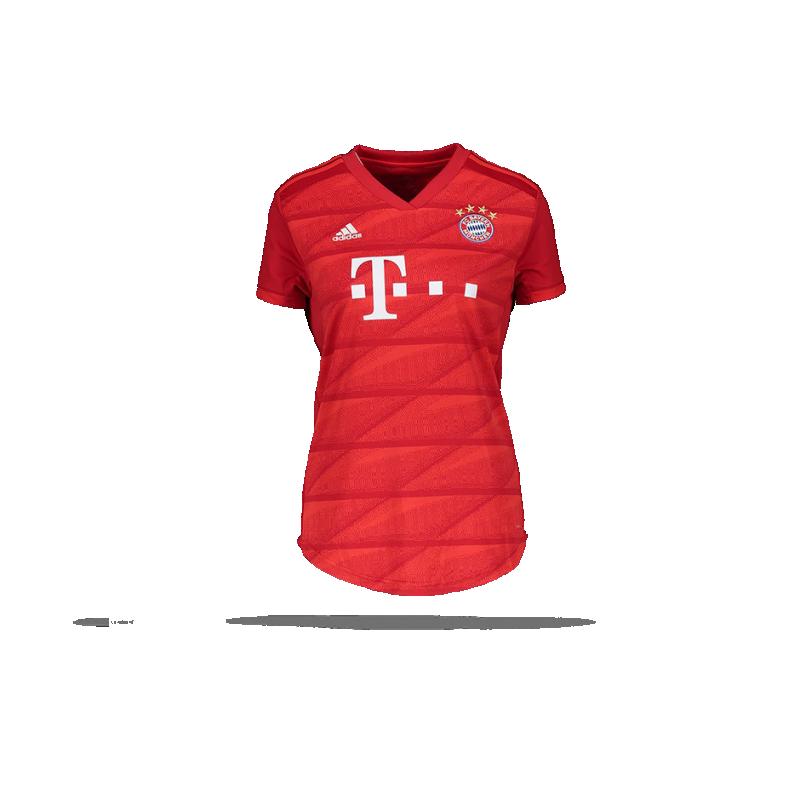 adidas FC Bayern München Trikot Home 1920 Damen (DX9252)