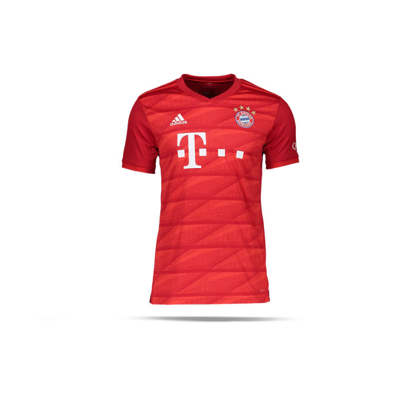 adidas FC Bayern München Trikot Home 19/20 (DW7410) - Rot