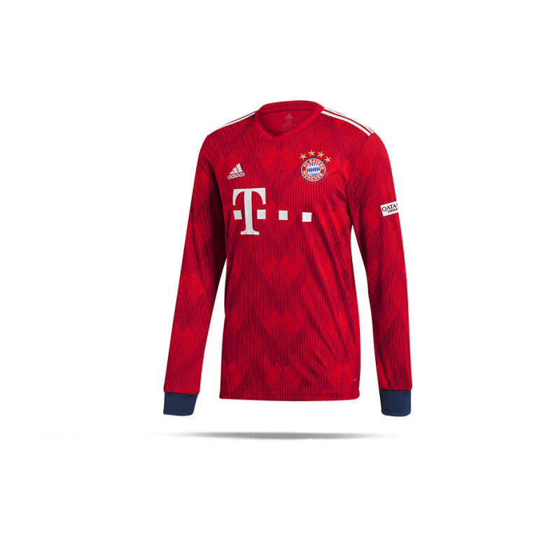 adidas fc bayern m nchen trikot home la 18 19 cf5430 in ro. Black Bedroom Furniture Sets. Home Design Ideas
