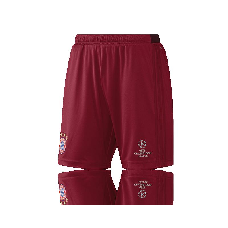 adidas FC Bayern München UCL Training Short (AO0337) - Rot