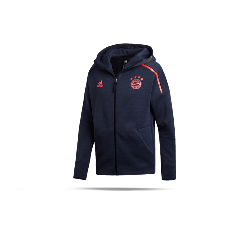 adidas FC Bayern München Z.N.E. Hoodie Kapuzensweater (FK229