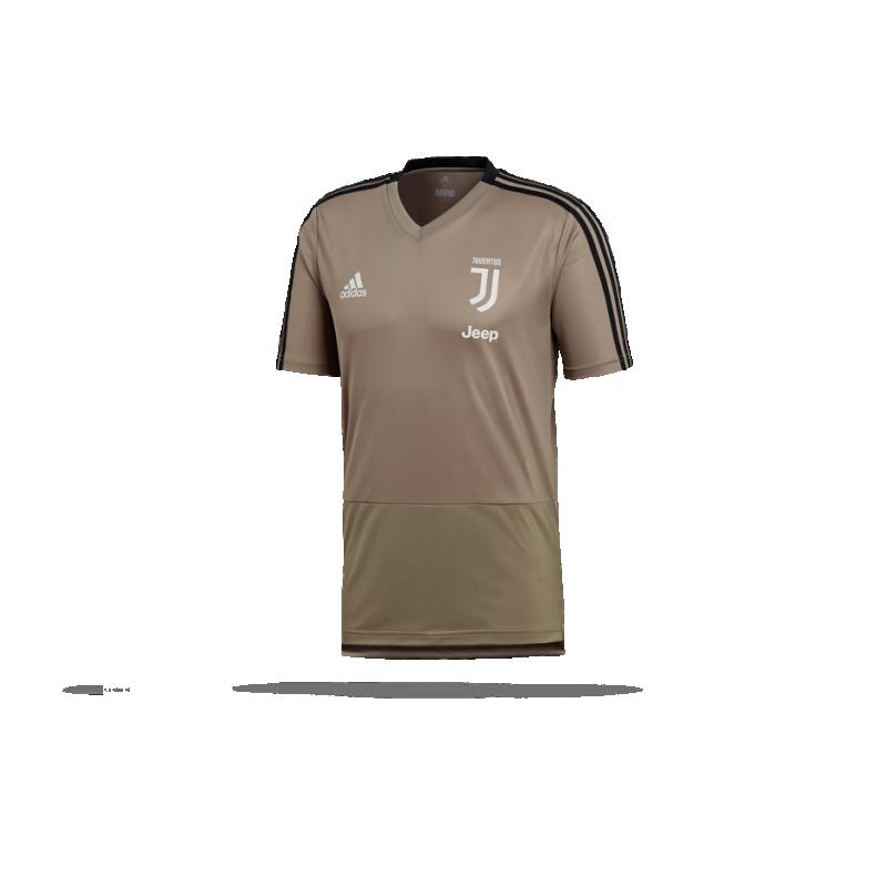 adidas FC Juventus Turin Trainingsshirt (CW8763)