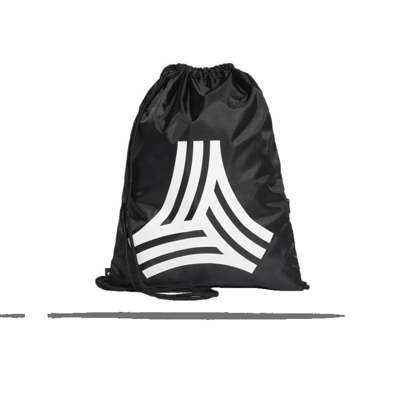 adidas Football Street Gymbag Sportbeutel (DT5137) - Schwarz