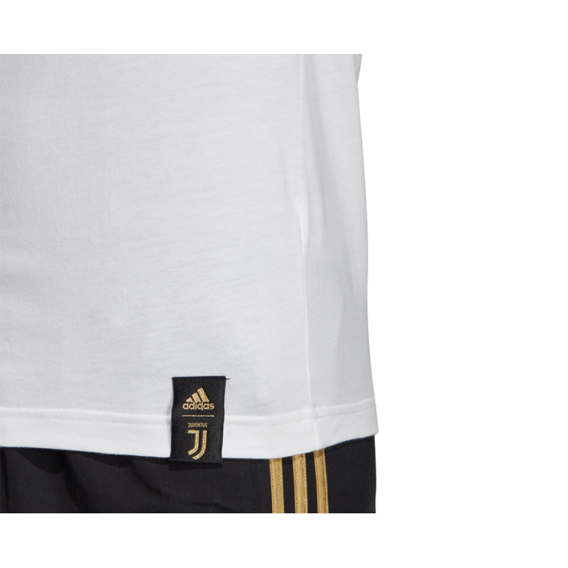 c06b1530f Graphic Adidas Juventus dp3927 Weiß Shirt Turin In T ffRqxOw4