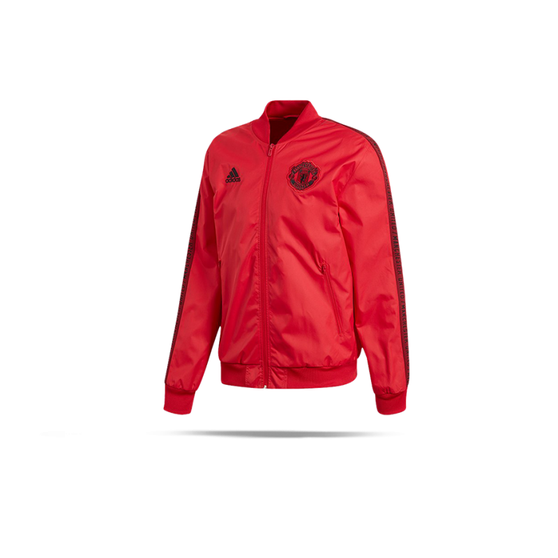 adidas Manchester United Anthem Jacket (DX9077)